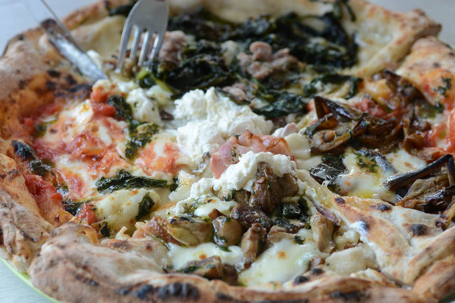 "La ""mitica"" pizza Play Off"