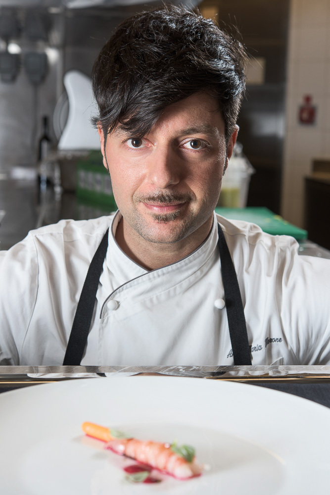Chef Mino Merone
